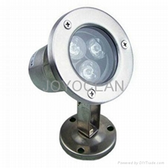 JO-UW01  3W  LED underwater light