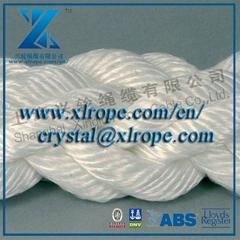 8-strand polypropylene mooring rope for ship