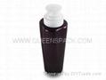 750ML Shampoo bottle with pump Q7981B