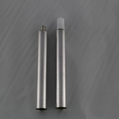 Aluminium tube of lipstick tube