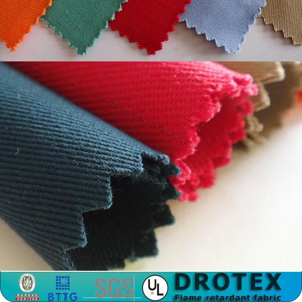 Flame Retardant fabric & Anti-static Fabric for fr workwear clothing 2