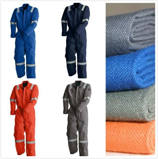 Flame Retardant fabric & Anti-static Fabric for fr workwear clothing 3
