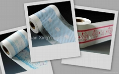 Cloth-Like Lamination Film for Diapers Backsheet