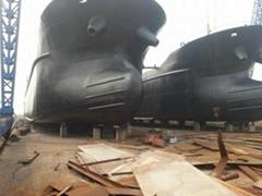 1350噸雜貨船-可載4個集裝箱