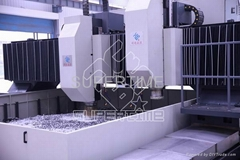 Steel structure GZP series Baffle plate CNC drilling machine