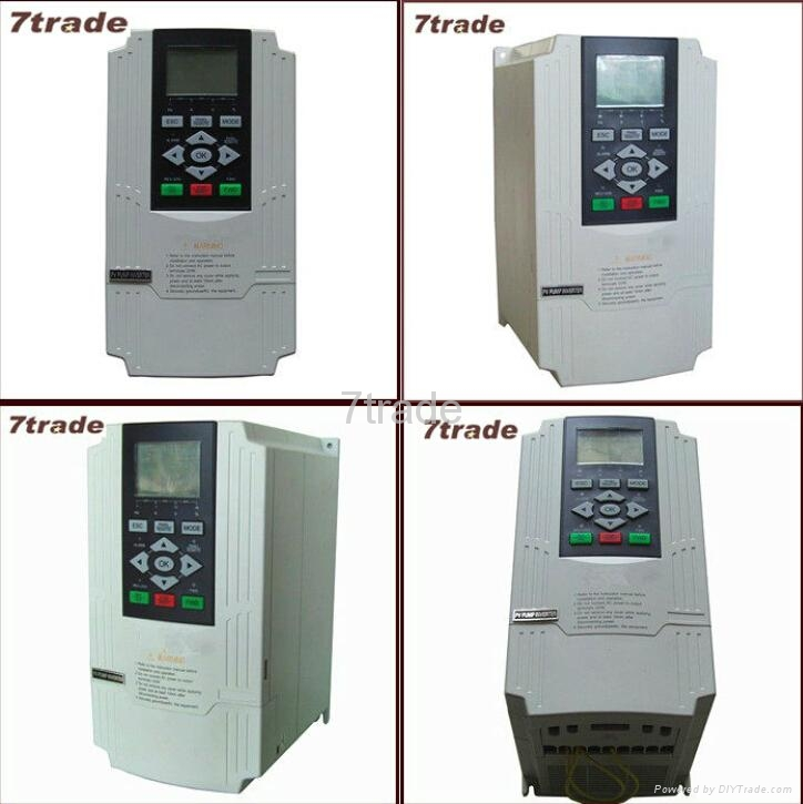 DC to AC solar pump inverter  1