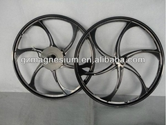 26inch electric bike magnesium alloy wheel