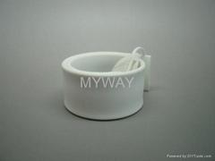 Silicone slap bracelet usb memory stick 8gb