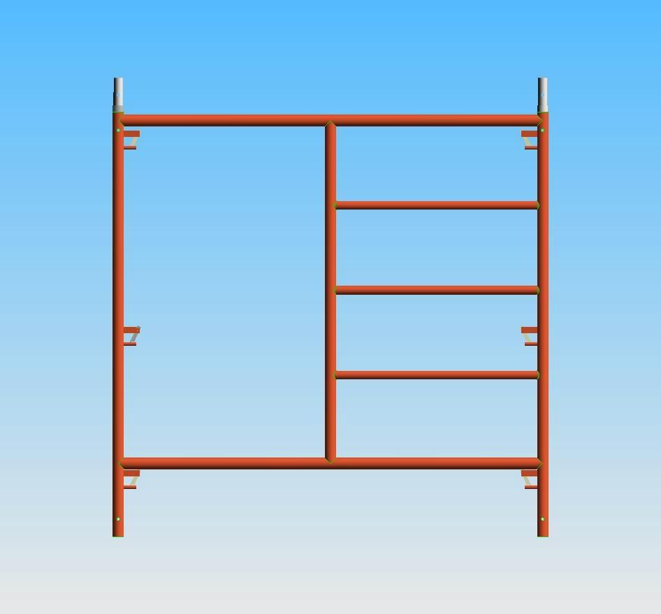 Step frames 1