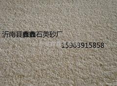 保溫砂漿專用石英砂