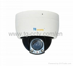 Indoor nightvision CCTV Pan tilt Zoom Camera