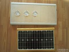 太阳能LED一体化路灯