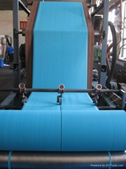 crepe paper machine,dyeing machine for crepe paper