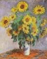 wholesale oil painting Aluminum plate painting body art van Gogh Monet flowers  2