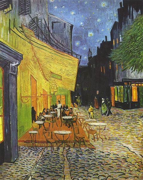 wholesale oil painting Aluminum plate painting body art van Gogh Monet flowers  3