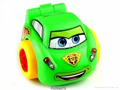 Mini Cartoon Car Friction Car Toy
