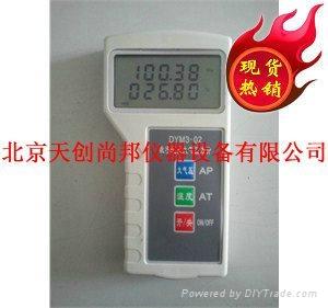LTF-302智能數字溫濕度大氣壓表 3