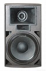3  Way full range  speaker