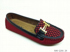 Women Flat Shoes (B96-2201)