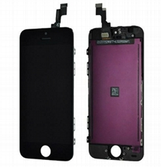OEM Apple iPhone 5s LCD Screen and Digitizer Assembly with Frame