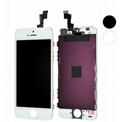 OEM Apple iPhone 5c LCD Screen and Digitizer Assembly with Frame