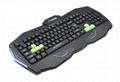 供应游戏键盘挑战者Q9 2