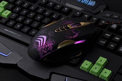 游戏鼠标|神行者V5 2