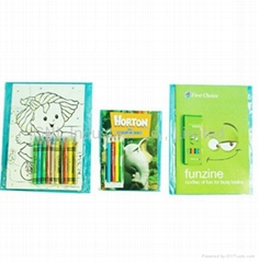 Printing education book, stationery set gift, gift sets for school children