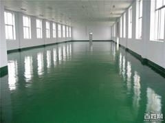 重慶環氧樹脂平塗型地坪