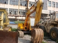 used Hitachi excavator UH041