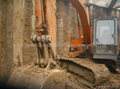 used hitachi excavator EX120