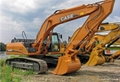 used CASE excavator CX290B