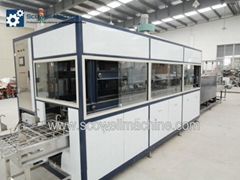 Full Automatic Industries Ultrasonic Cleaning Machine For Auto-mobile Accessorie