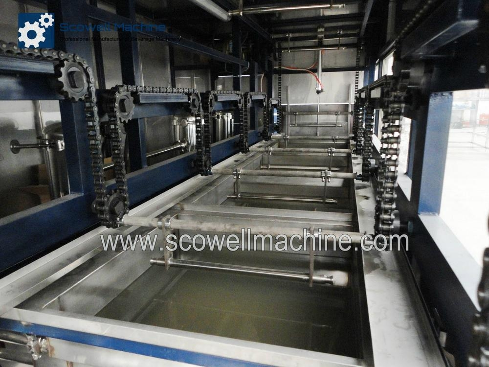 Full Automatic Industries Ultrasonic Cleaning Machine For Auto-mobile Accessorie 2