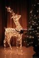 Christmas decoration light-Christmas tree light-Santaclaus-reindeer-LED snowman 2