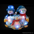 Christmas decoration light-Christmas tree light-Santaclaus-reindeer-LED snowman 3