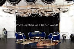 BIG project light-hospitality lighting-project lighting fixture-big ceiling lamp