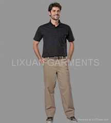 Classic men polo shirt LX-MT3027