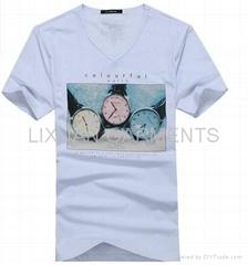 Men printed t shirts LX-MT3061