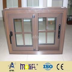 Zhejiang AFOL brand aluminum windows sliding windows