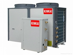 Commercial and industrial heat pump water heater