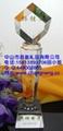 中山水晶獎杯 2