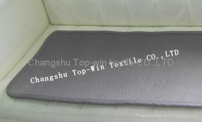 polyester knitted air mesh eyelet fabric 2