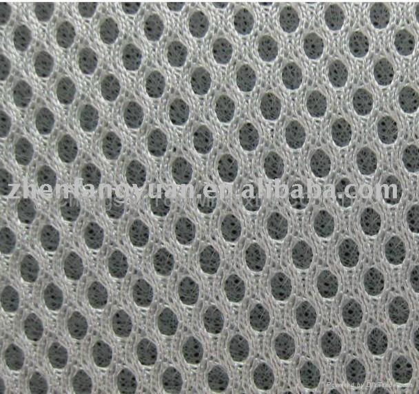 100% polyester eyelet air mesh fabric 3
