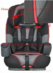 baby seat fabric polyester breathable