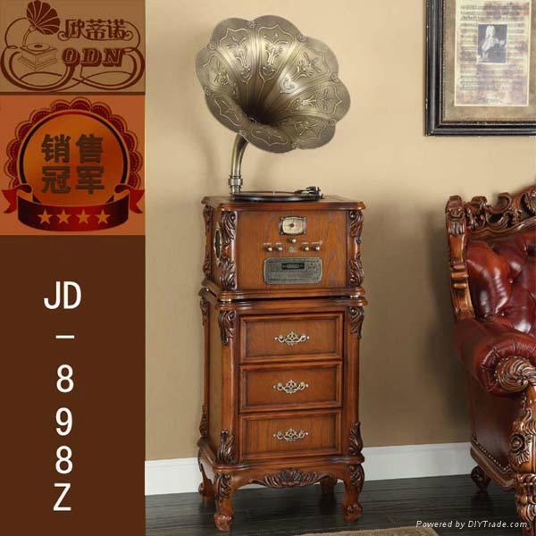 经典留声机JD-898Z  1