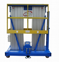 Insulated Aluminum Aerial Work Platform