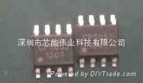 2A大功率LED驱动芯片