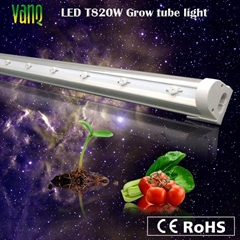 2013hydroponics 20w integrated led grow tube light