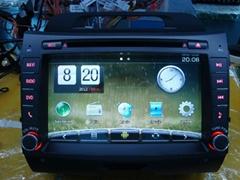 kia Sportae R quad core 2 din car dvd player